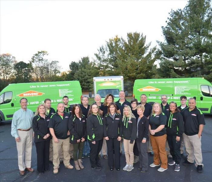 Community Call SERVPRO of Portage County