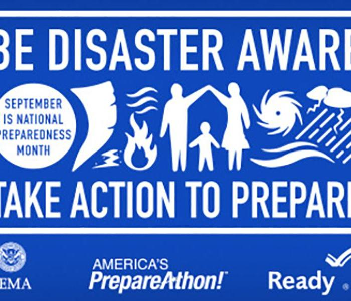 Community September 1 starts National Preparedness Month